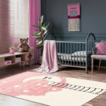 Real,Photo,Of,A,Baby,Crib,Standing,Between,A,Low
